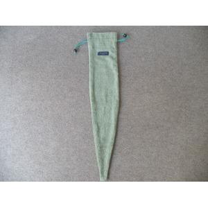 おしゃれな傘カバー男性用『すいとっちくるる』グラスグリーン