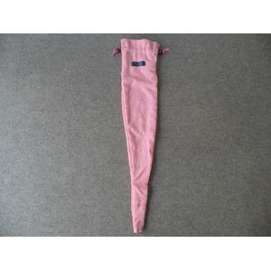 おしゃれな傘カバー男性用『すいとっちくるる』サーモンピンク