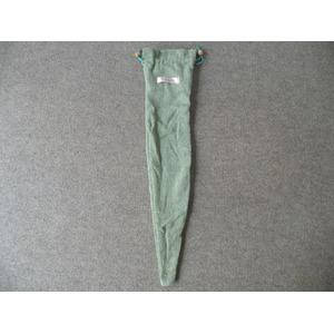 おしゃれな傘カバー女性用『すいとっちくるる』グラスグリーン - 拡大画像