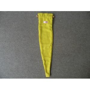 おしゃれな傘カバー女性用『すいとっちくるる』イエロー - 拡大画像