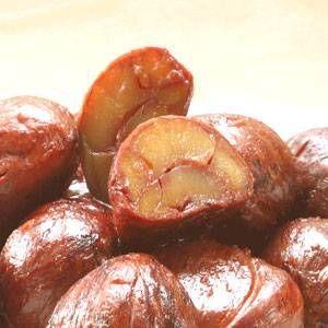 産地直送【無添加】栗の渋皮煮・昔ながらの手作りの味 - 拡大画像