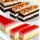 ショコラアマンド&ムースフランボワーズカットケーキ2本セット
