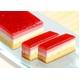 甘酸っぱい味わい♪ムースフランボワーズカットケーキ2本セット - 縮小画像2