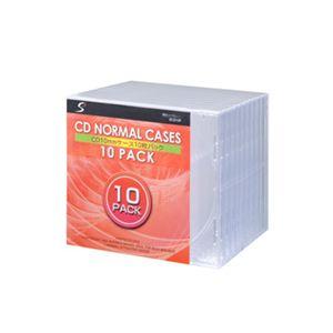 CDノーマルケース ECD10P 【10枚×30セット】