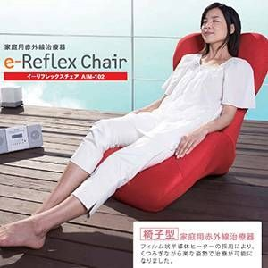 e-Reflex Chair(イーリフレックスチェア) AIM-102 レッド