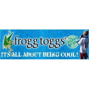 frogg toggs(フロッグトッグス) 冷感タオル Chilly Pad(チリーパッド) ブルー