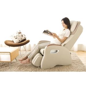 【開梱・設置無料】ツカモトエイム マッサージチェア i-seat(アイ・シート) AIM-1300(W) オフホワイト