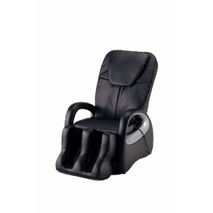スライヴ マッサージチェア くつろぎ指定席 CHD-8400 ブラック - 拡大画像