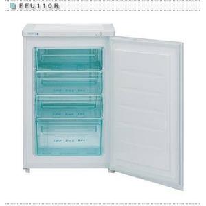 NORFROST 冷凍庫 アップライトフリーザー FFU110