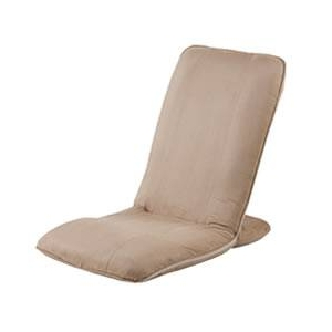 Palmo(パルモ)コンパクト家庭用マッサージ座椅子(ヒーターを内蔵)EM-002 (本体のみ) - 拡大画像