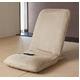 Palmo(パルモ)コンパクト家庭用マッサージ座椅子(ヒーターを内蔵)EM-002【本体+カバーセット】ナチュラルベージュ - 縮小画像2