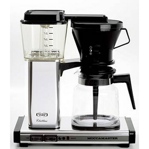 wilfa(ウィルファ) コーヒーメーカー MOCCA MASTER(モカマスター) KB-741 - 拡大画像