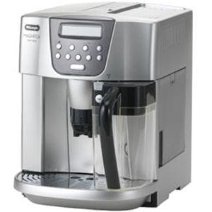 Delonghi(デロンギ) 全自動コーヒーマシン ワンタッチ カプチーノ ESAM1500DK - 拡大画像