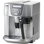 デロンギ(Delonghi)全自動コーヒーマシン ワンタッチ カプチーノ|ESAM1500DK