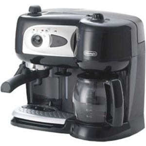 Delonghi(デロンギ) コンビ・コーヒーメーカー BCO261N-B