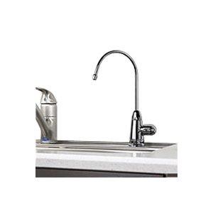 クリンスイ ビルトイン型浄水器 アンダーシンクタイプ専用水栓 A601EX - 拡大画像