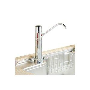 クリンスイ ビルトイン型浄水器 アンダーシンクタイプ専用水栓 A602 - 拡大画像