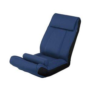 ツカモトエイム porto(ポルト) ボディアップチェア AIM-FN016 ネイビー(NA) (腹筋座椅子)