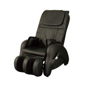 【開梱・設置無料】ツカモトエイム マッサージチェア i-seat(アイ・シート) AIM-1210 本革ブラック - 拡大画像