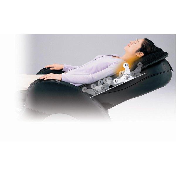 スライヴ マッサージチェア くつろぎ指定席 CHD-5200(K)ブラックのポイント3