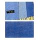 「冬のソナタ」オリジナル・マフラーコレクション 3色ブルー 写真2