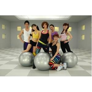 チョン・ダヨン BODYBALL(ボディボール) エクササイズDVD4枚セット