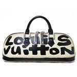 【現品限り】LOUIS VUITTON(ルイ ヴィトン) グラフィティ アルマホリゾンタル /ブラック (ノワール) M92175 【中古B】