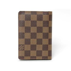 【現品限り】LOUIS VUITTON(ルイ ヴィトン) ダミエ パスポートケース N60189 【新品同様】
