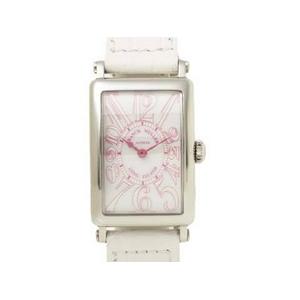 【現品限り】FRANCK MULLER(フランクミュラー) 腕時計 ロングアイランド 902QZJA MOMO2 SS/クロコ 日本500本限定 【未使用】 - 拡大画像