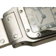 【現品限り】Cartier(カルティエ) 腕時計 サントスガルベSM SS クオーツ 旧バックル【中古A】 - 縮小画像3
