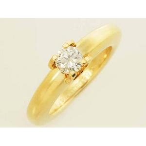 【現品限り】Cartier(カルティエ) Cドゥカルティエ ダイヤリング 030ct YG【中古SA】
