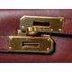【現品限り】HERMES(エルメス) ケリー32 外 ボックスカーフ ルージュアッシュ ゴールド金具 【中古A】 写真2