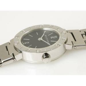 【現品限り】BVLGARI(ブルガリ)  BB23SSD レディース クォーツ 時計 【中古A】
