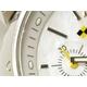【現品限り】ルイ ヴィトン タンブール ラブリーカップMM ラバーベルト ホワイト Q132C 2【中古A】 - 縮小画像3