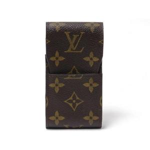 【現品限り】LOUIS VUITTON(ルイヴィトン) モノグラム シガレットケース M63024 【中古AB】 - 拡大画像