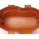 【現品限り】HERMES(エルメス) フールトゥPM フルレザー トゴ オレンジ 銀座2001 【中古AB】 - 縮小画像3