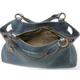 【現品限り】Cartier(カルティエ) マルチェロSM ハンドバッグ メタリックブルー カーフ 【中古AB】 - 縮小画像3