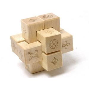LOUIS VUITTON(ルイヴィトン) 木製パズル パテキ ノベルティグッズ