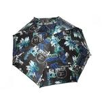 【現品限り】CHANEL(シャネル) 折りたたみ傘 ブラック/ブルー/グリーン 【未使用】