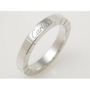 【現品限り】Cartier(カルティエ) ラニエールリング WG #51 【中古SA】