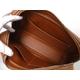 【現品限り】HERMES(エルメス) プリュムエラン エプソン コニャック シルバー金具 【新品同様】 - 縮小画像3