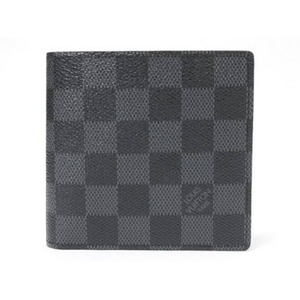 LOUIS VUITTON(ルイヴィトン) ダミエグラフィット 二つ折財布 N62664