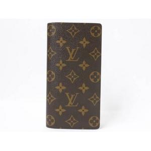 LOUIS VUITTON(ルイヴィトン) モノグラム ポルトフォイユ ブラザ 二つ折長財布 M66540