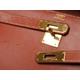 【現品限り】HERMES(エルメス) ケリー32 外 ボックスカーフ ブリック ゴールド金具 【中古AB】 - 縮小画像3