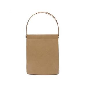 【現品限り】Cartier(カルティエ) トリニティ バッグ ハンドバッグ ベージュ  【未使用】 - 拡大画像