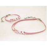 Dior(ディオール) チョーカー&ブレス 2点セット ピンク 【中古SA】