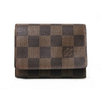LOUIS VUITTON(ルイヴィトン) ダミエ 名刺入れ カードケース N62920 【中古A】