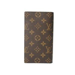 LOUIS VUITTON(ルイヴィトン)モノグラム 2つ折長財布 コロンブス M60252 【中古SA】の商品写真-1