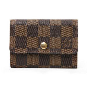 LOUIS VUITTON<ルイヴィトン>ダミエ コインケース N61930【中古A】 - 拡大画像