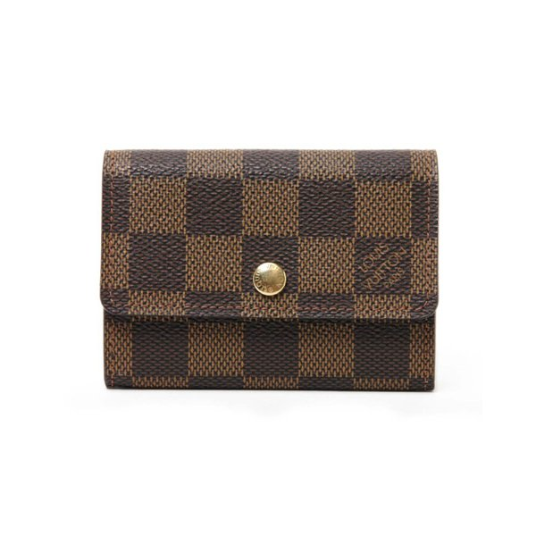 LOUIS VUITTON<ルイヴィトン>ダミエ コインケース N61930【中古A】 - 拡大画像1